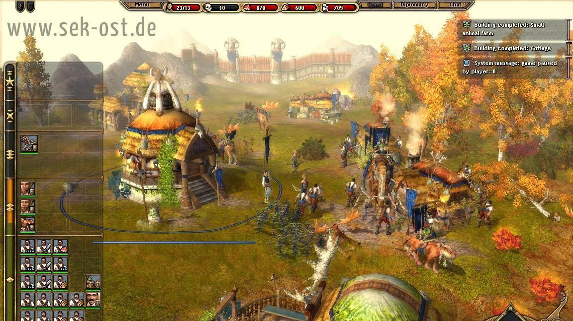 Real-time strategie Paraworld hotova