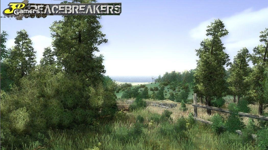 Nová akční hra Peacebreakers