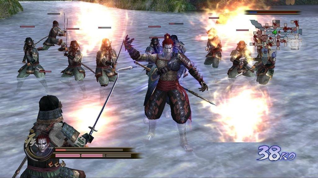 Samurai Warriors 2 (X360) se blíží