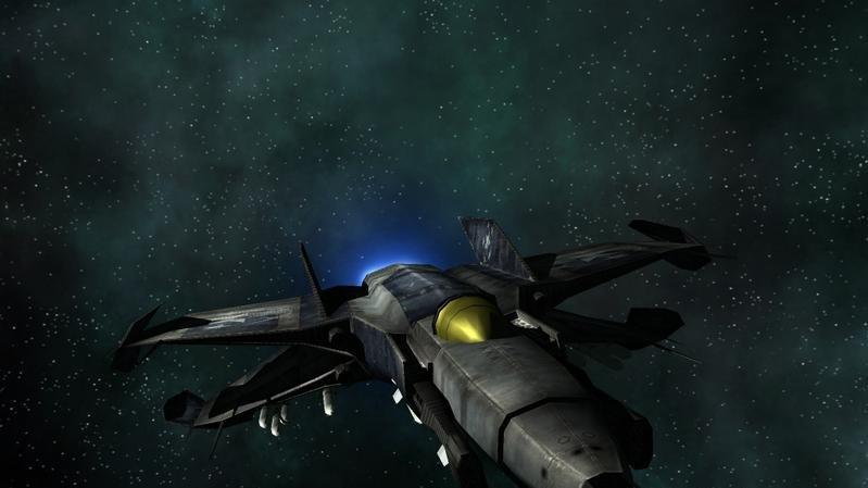 Ohlášení Starshatter: The Gathering Storm