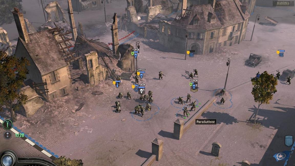 Company of Heroes CZ - mega-recenze