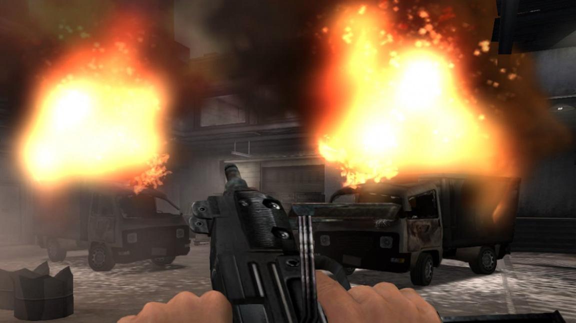 Zhodnocení FPS Red Steel pro Wii