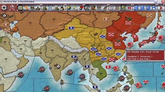 World at War: A World Divided hotova