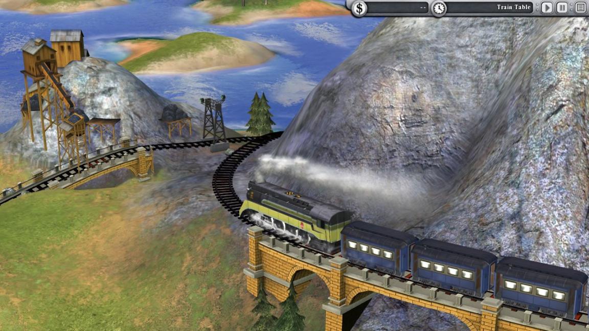 Sid Meier Railroads - recenze