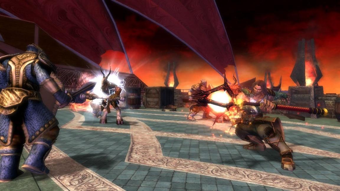 Untold Legends Dark Kingdom recenze