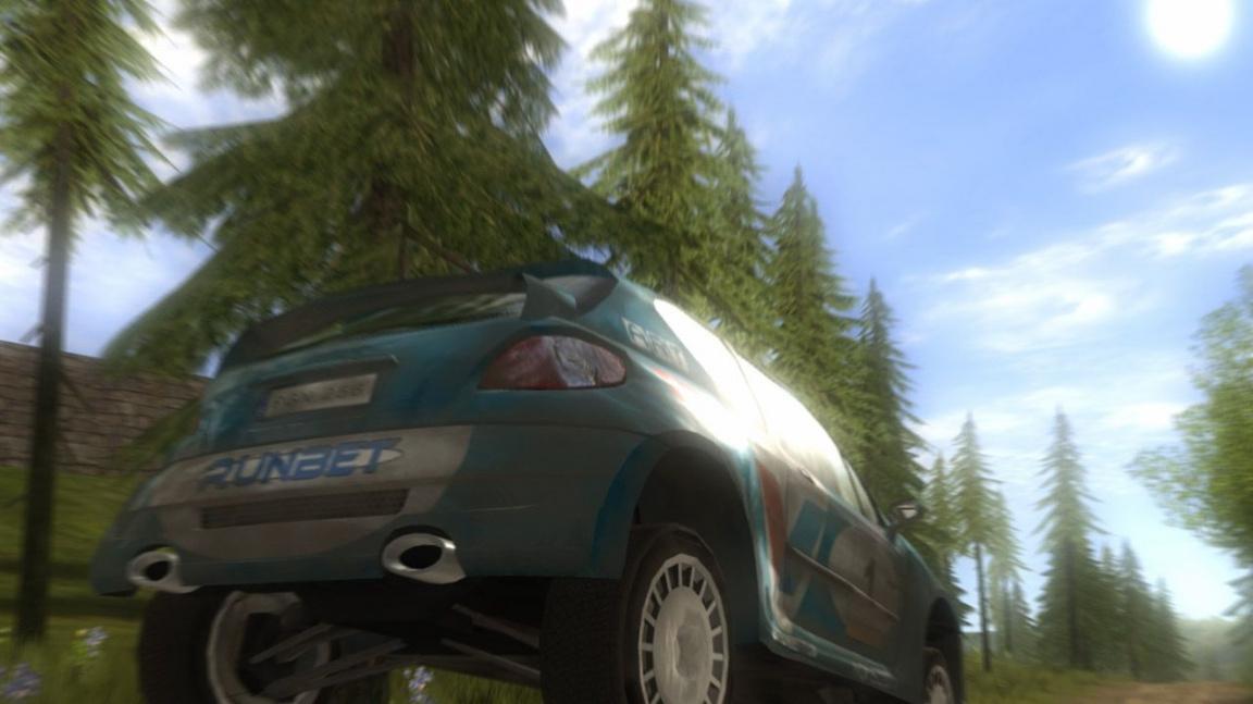 Extrémní jízda s Xpand Rally Xtreme