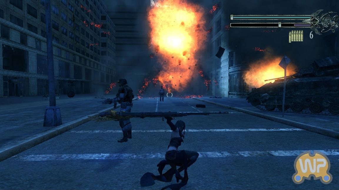 Akční hra Bullet Witch se blíží