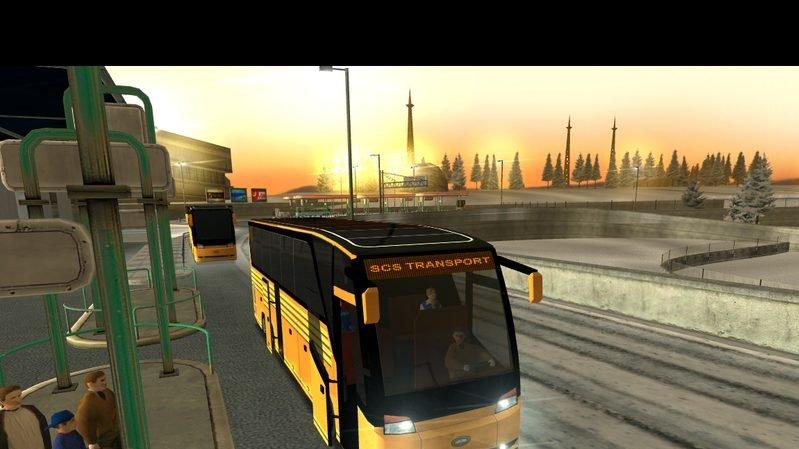 Bus Driver - recenze