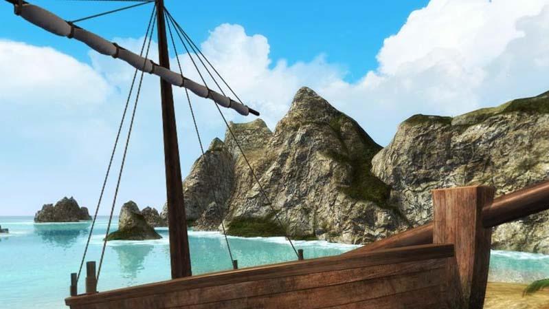 Nová adventura Destination Treasure Island