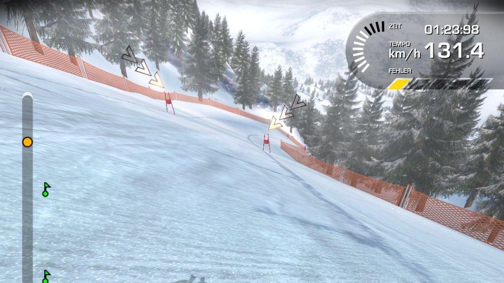 Alpine Ski Racing 2007 už i v obrazech
