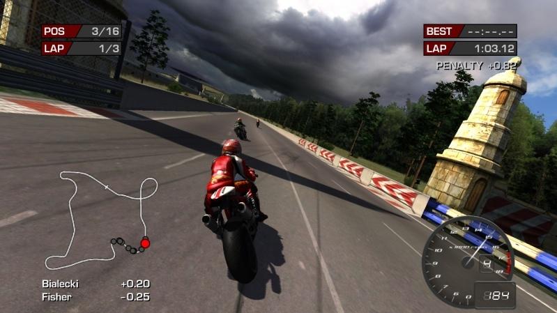 Moto GP 06 - recenze