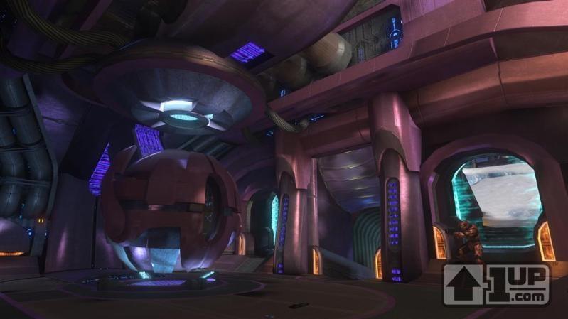 Halo 3 screenshoty ve vyšším rozlišení