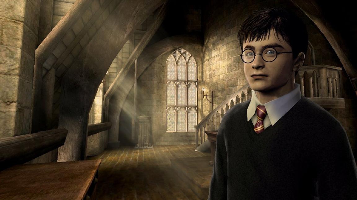 Oznámení Harry Potter: Order of Phoenix