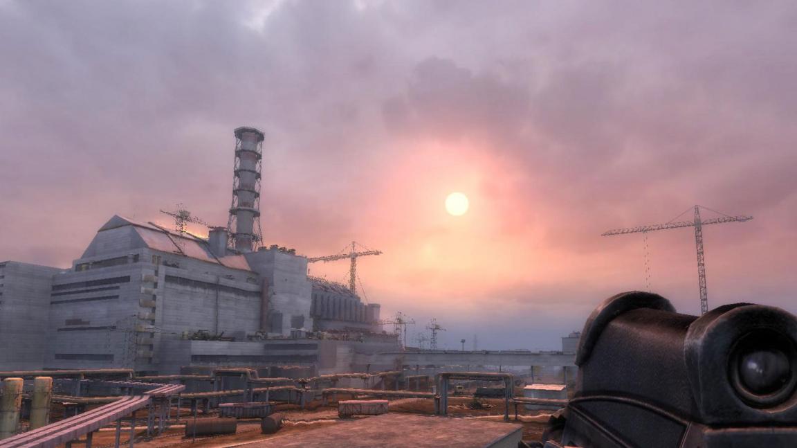 Stalker: Shadow of Chernobyl - je to boj