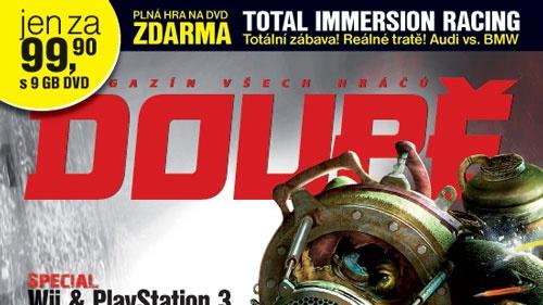 BioShockem poznamenané Doupě 23