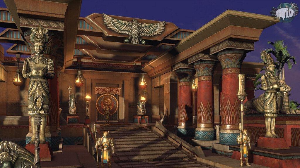 Další návštěva ve světě Stargate Worlds