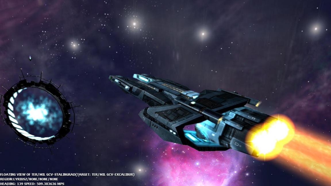 Galactic Command oficiálně, nové info