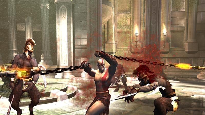 Novinky ze světa God of War 2