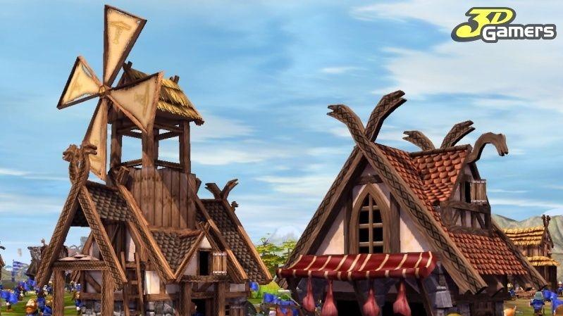 Settlers II: Next Generation - The Vikings