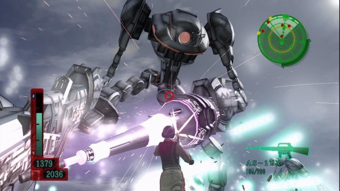 Earth Defense Force X - akční arkáda pro X360