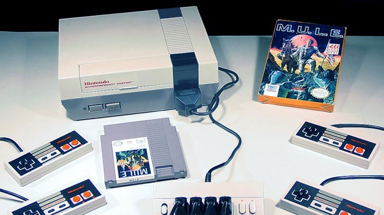 Nintendo: Včera, dnes a zítra - téma
