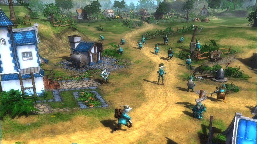 Nová RTS Jagged Farm: Birth of a Hero