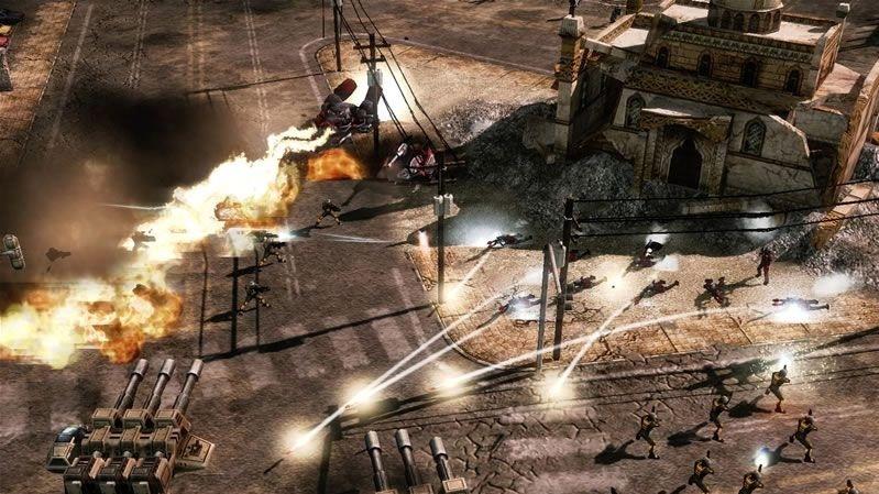 Opět ten Command & Conquer 3