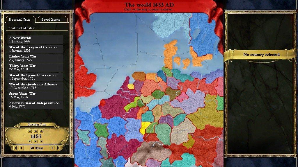 Europa Universalis III - recenze