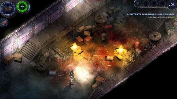 Alien Shooter 2: Vengeance
