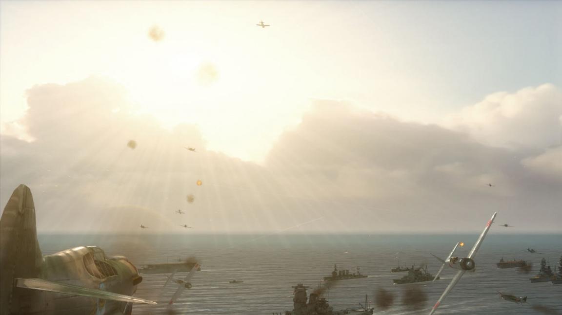 Válka v Tichomoří v podání Battlestations: Midway