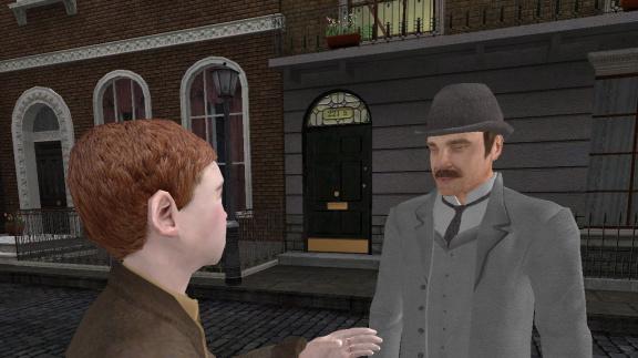 Stav lokalizace Sherlock Holmes: Procitnutí