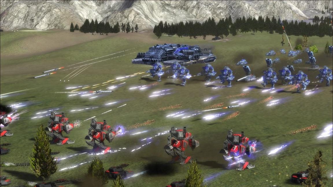 Supreme Commander - recenze bety