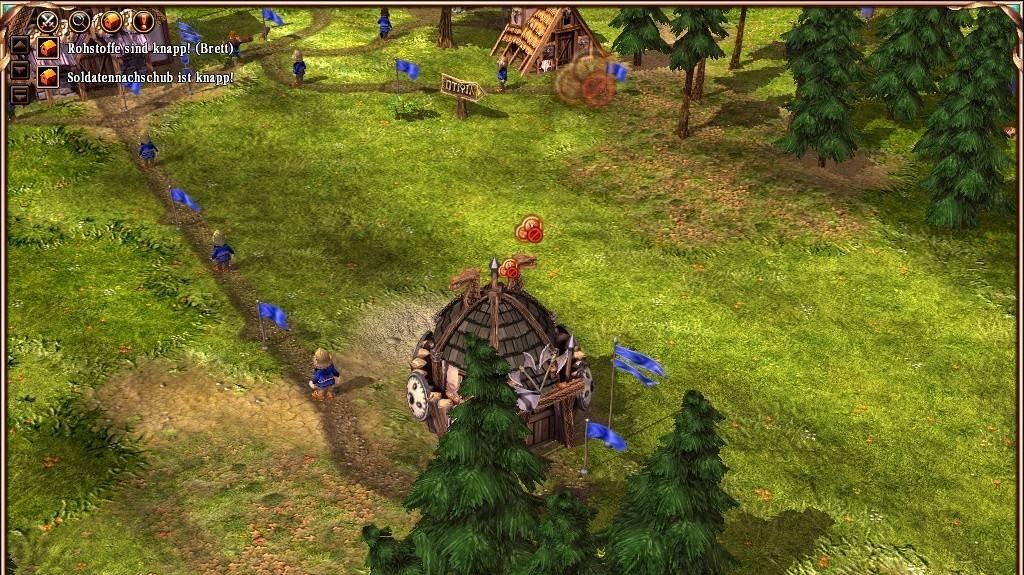 The Settlers II: 10th Anniversary - Vikings