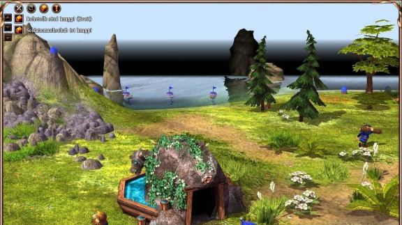 Settlers II: Vikingové CZ - recenze