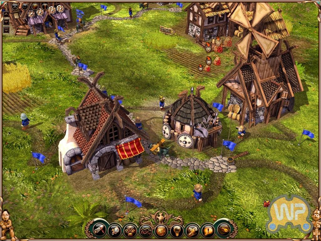 The Settlers II: 10th Anniversary - Vikings