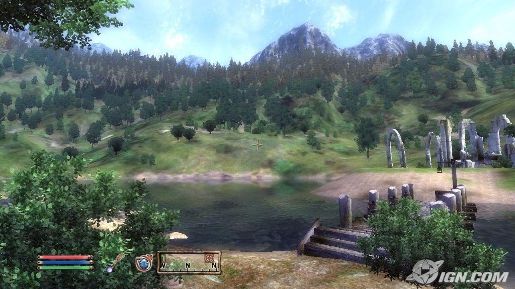 Vylepšený TESIV: Oblivion pro PS3
