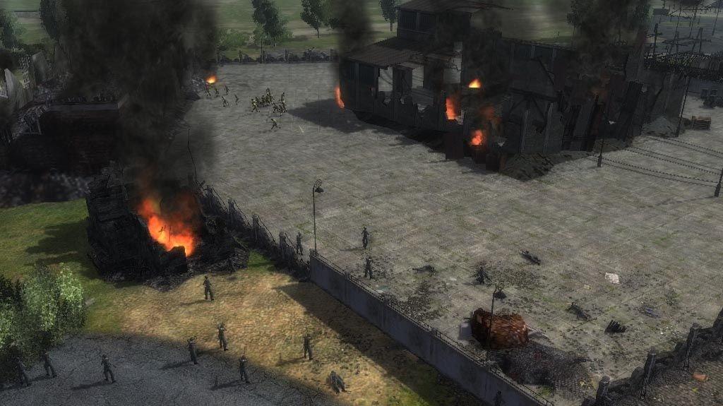 Vojenská strategie Officers byla dokončena