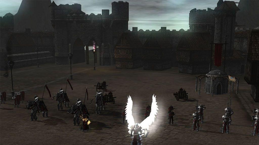 MMORTS/RPG Dreamlords otevírá náruč