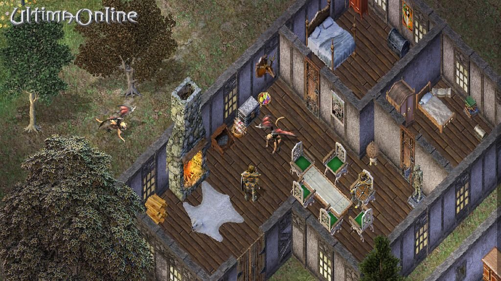 Ultima Online: Kingdom Reborn na jaře