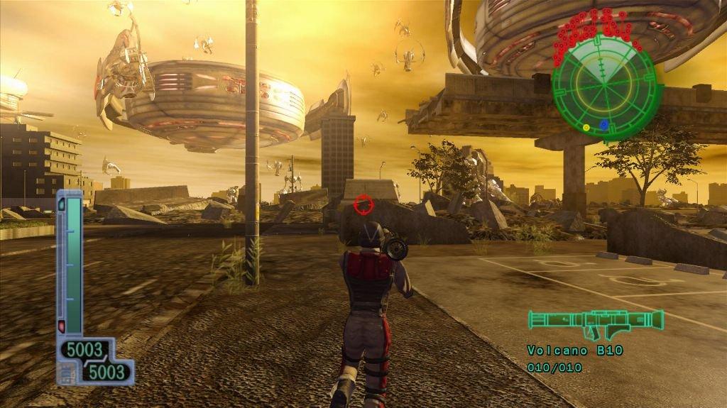 Vesmírní hmyzáci z Earth Defense Force se valí i na PS Vita