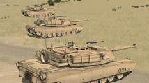 Dobývání Sýrie v Combat Mission Shock Force