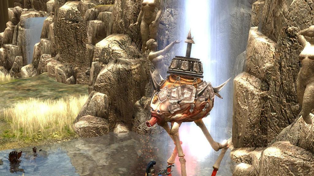 Do podsvětí s Titan Quest: Immortal Throne