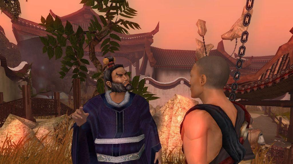 Jade Empire - dojmy z PC verze