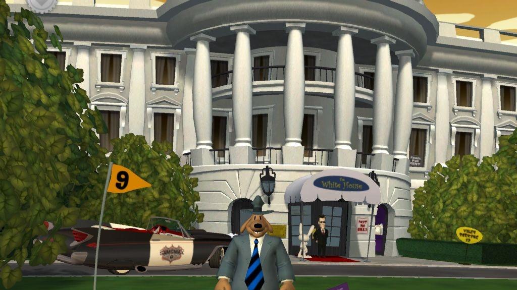 Sam & Max: Episode 4 - Abe Lincoln Must Die