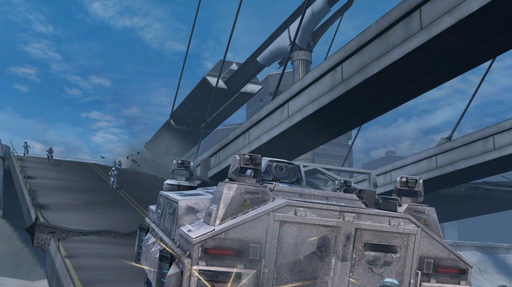 První info o Battlefield 2142: Northern Strike
