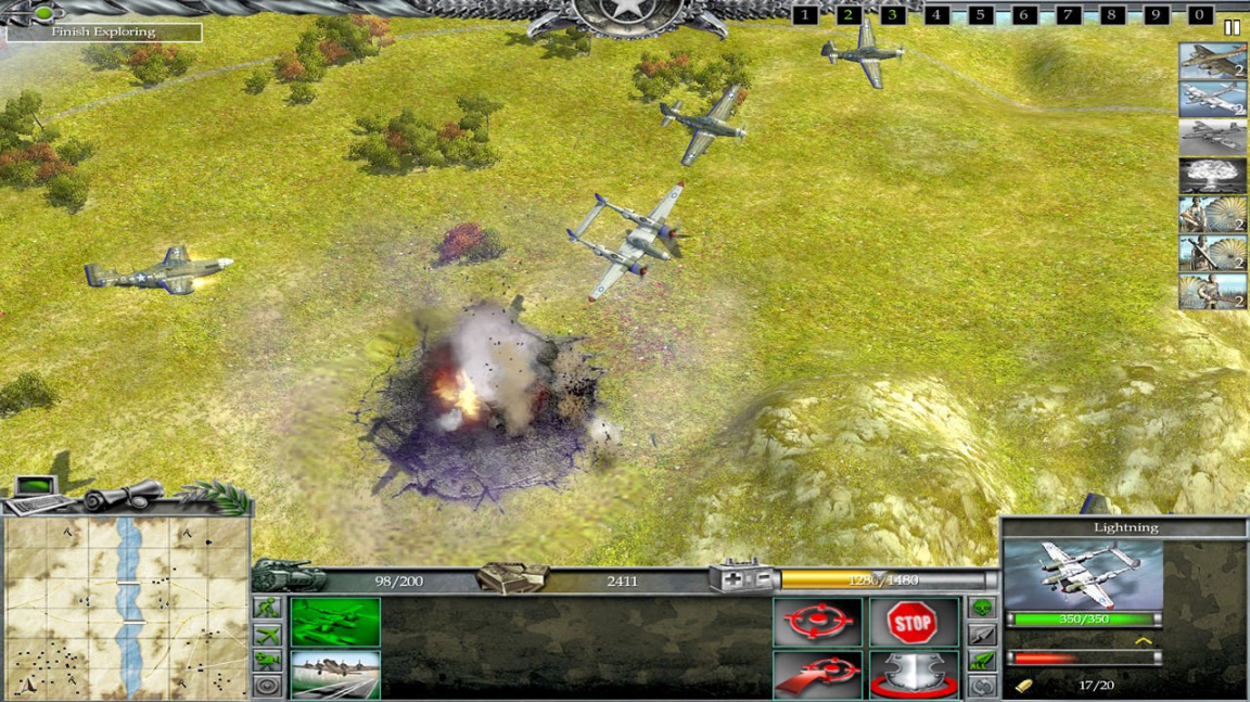 TEST - War Front: Turning Point