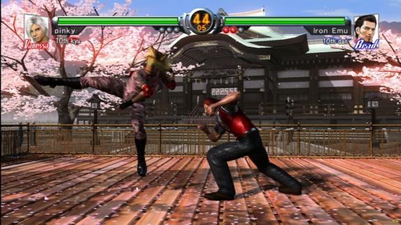 Virtua Fighter 5 - recenze