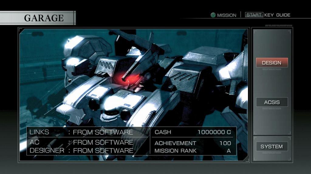 Armored Core 4 - na velikosti záleží