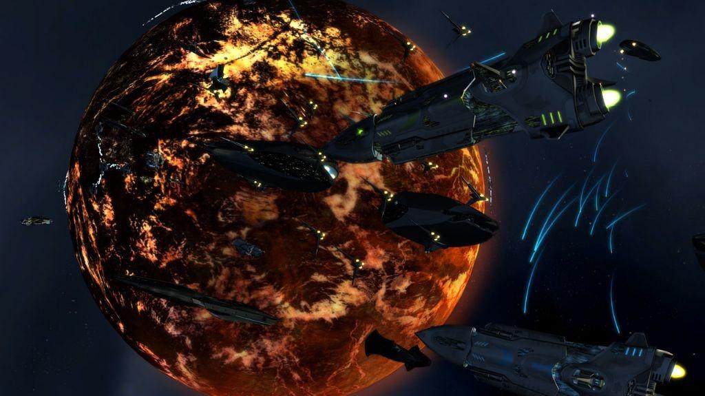 RTS Sins of Solar Empire