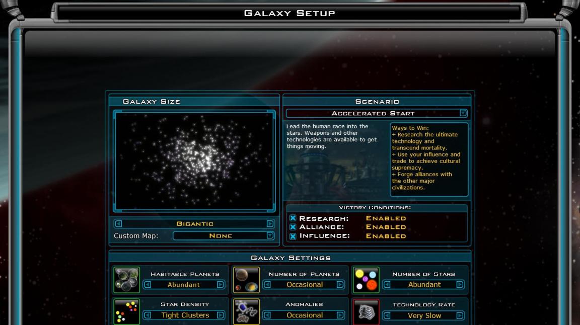 Galactic Civilizations 2 & Dark Avatar rec.